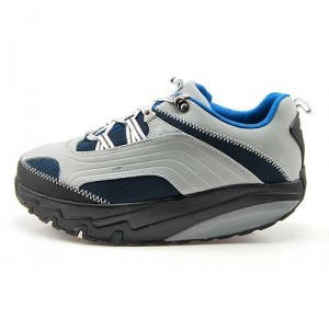 mbt shoes chapa blue m - 34986