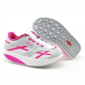 mbt shoes mwalk pink m - 34986