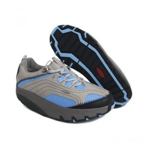 mbt women shoes chapa blue - 34986
